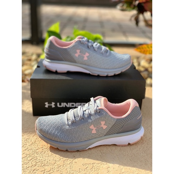 ce4f4661a Under Armour Shoes | Nib Womens Charged Escape 2 In Steel | Poshmark